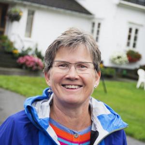 Portrettbilde av Kirsti Vittersø